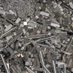 Compra de resíduos e sucatas de alumínio